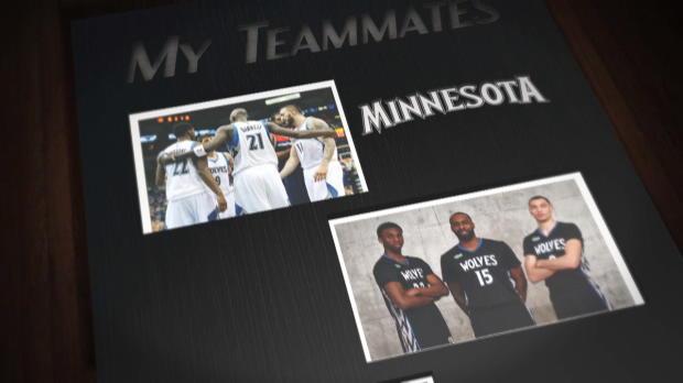Teammates: Minnesota Timberwolves