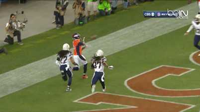 NFL : Chargers 21-35 Broncos