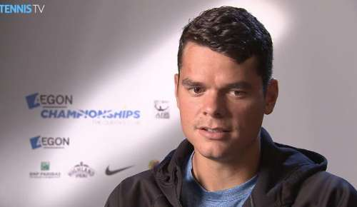 Raonic Interview: ATP Queen's Preview