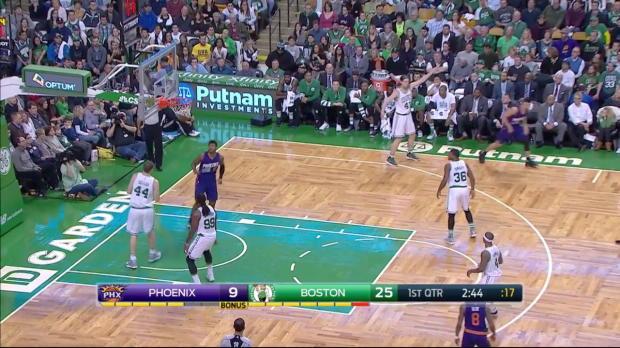 WSC: Highlights: Devin Booker (70 points) vs. the Celtics, 3/24/2017