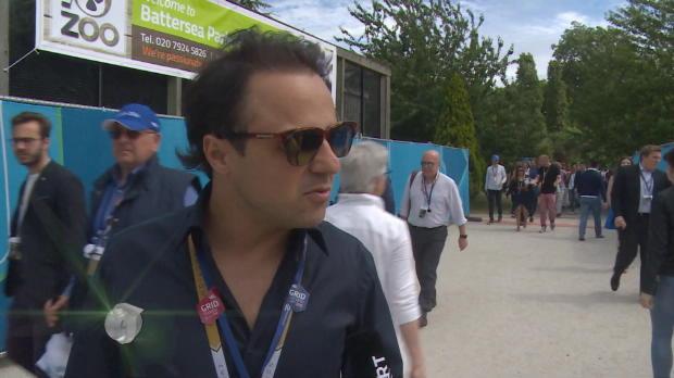 "F1: Massa will ""in Silverstone gewinnen"""