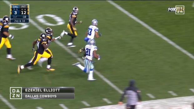 Die besten Touchdowns, 30-21: Zeke, Shady und die Return-Spezialisten
