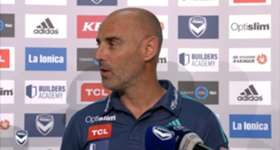 Watch Melbourne Victory head coach Kevin Muscat's pre-match press conference in full ahead of Saturday night's match against Perth Glory.