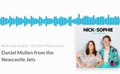 Miss Daniel Mullen's weekly interview on HIT 106.9 this morning? You can listen back to that chat here!