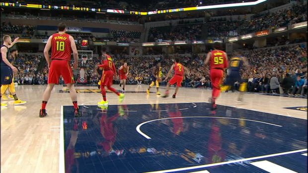 Assist of the Night: Victor Oladipo