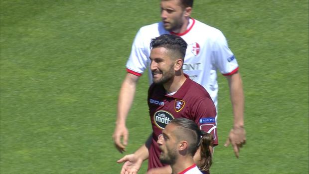 Salernitana 0-0 Bari, Giornata 38 Serie B ConTe.it 2016/17