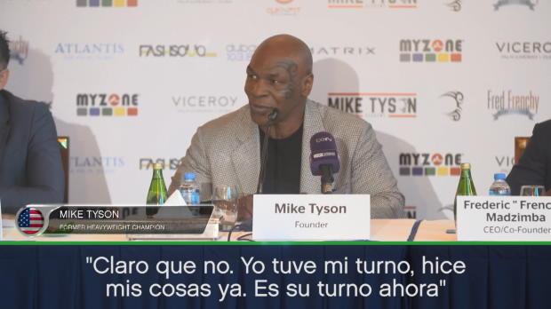 Boxeo -  ¿Volvería Tyson al ring?