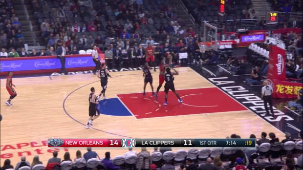 WSC: Tim Frazier with 11 assists against the Clippers