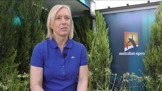 """USA: Navratilova: """"Top10 für Venus möglich"""""""