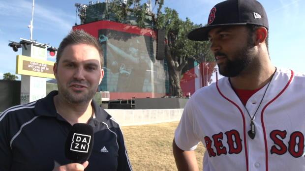 Talent Kamara über seinen verpassten MLB-Traum