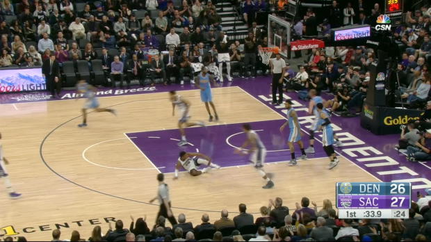 Game Recap: Kings 116, Nuggets 100