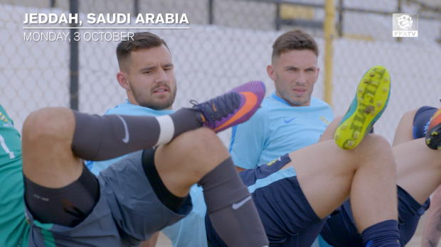 FFA TV | Wright reflects on Saudi debut