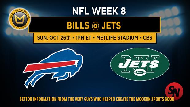 Buffalo Bills @ New York Jets