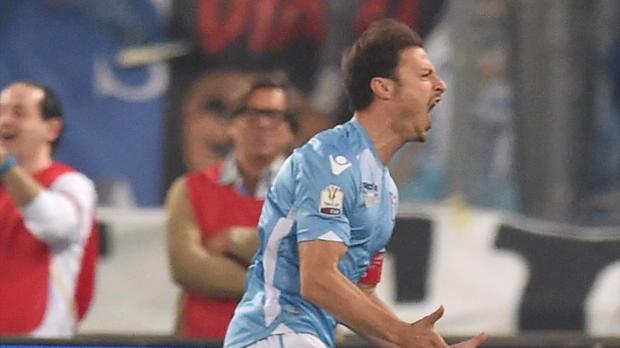 """Coppa Italia: Lazio """"um Zentimeter vorbei"""""""