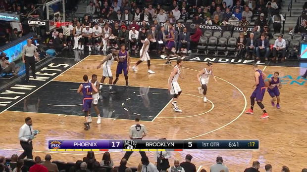 WSC: Highlights: Devin Booker (28 points) vs. the Nets
