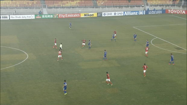 AFC-CL: Millionentransfer mit Wahnsinns–Volley