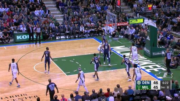 WSC: Nikola Jokic (30 points) Highlights vs. Milwaukee Bucks