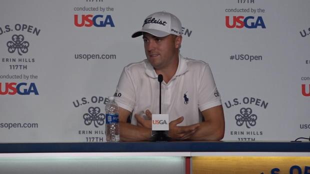 US Open: Thomas gelingt historische Runde