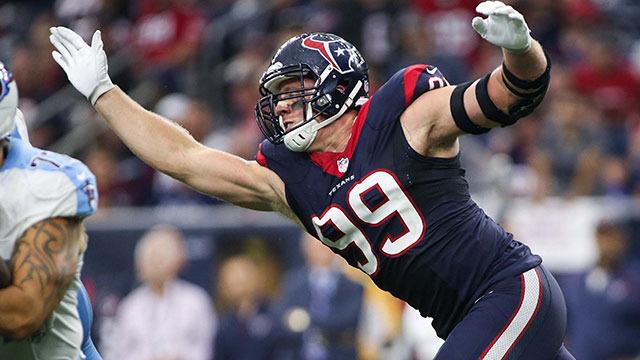 Making a Super Bowl case: Texans