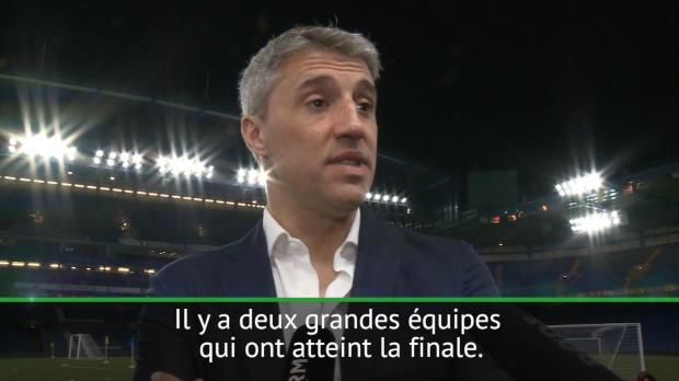 Finale - Crespo - 'Liverpool a les joueurs pour poser des problèmes au Real'