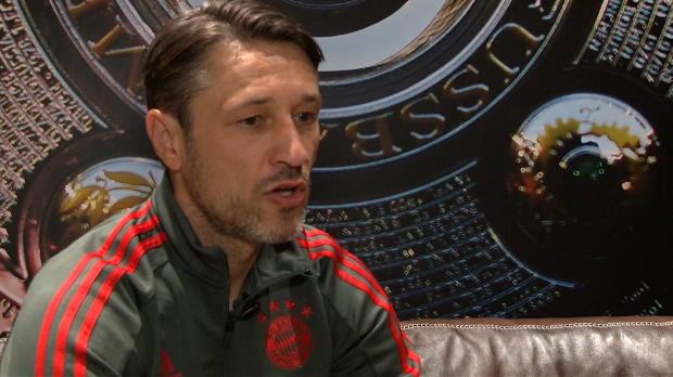 Kovac: Das sind die besten Spieler der Welt