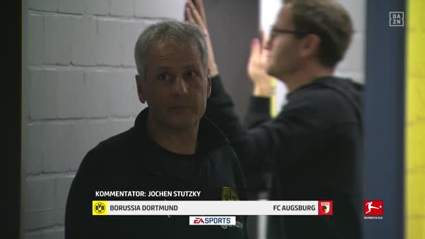 Bundesliga: Borussia Dortmund - FC Augsburg   DAZN Highlights