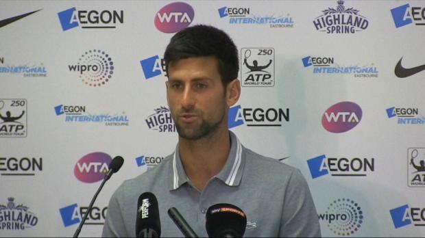 """Djokovic: """"Boris Becker kann auf mich zählen"""""""