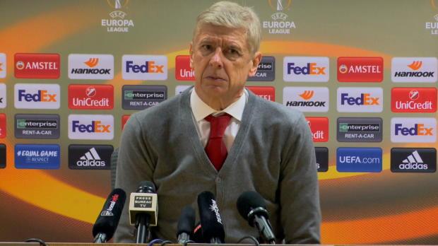 """Wenger: """"Wir waren nicht im Spiel"""""""