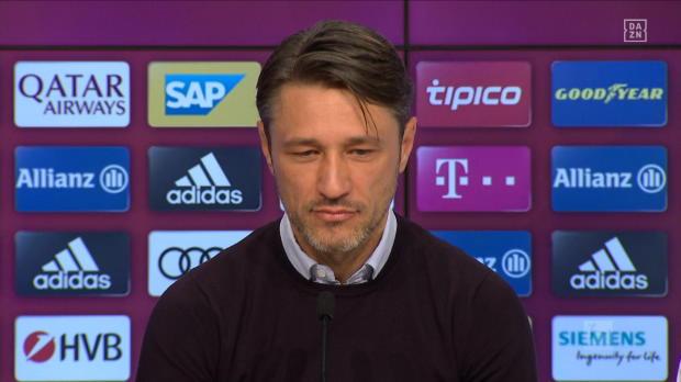 Kovac versichert: Müller spielt auch wieder CL