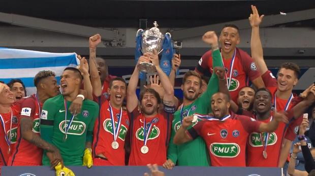 Coupe de France: Eigentor lässt PSG jubeln