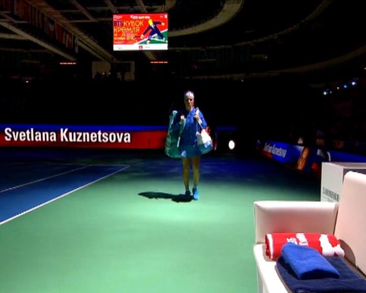 تنس: بطولة موسكو: كوزنتسوفا تسقط غافريلوفا 6-2 و6-1