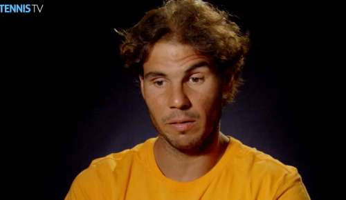 Nadal Interview: ATP Rome Preview
