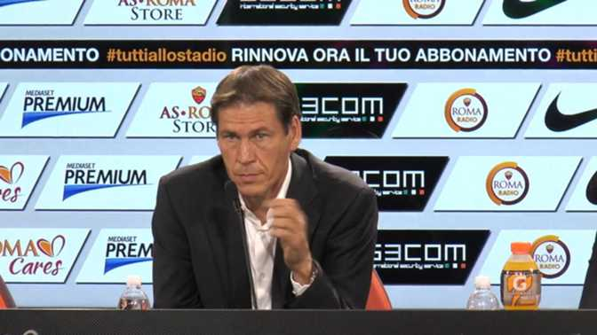Garcia : ''On sous-estime Destro''