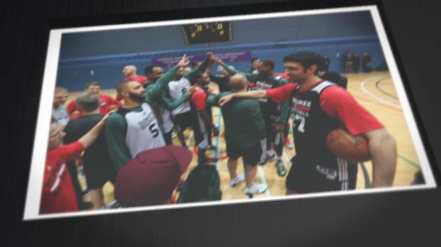 Teammates: Milwaukee Bucks