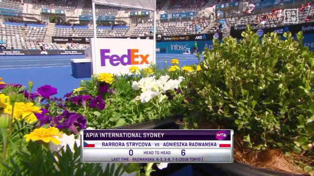 WTA Apia Internationals - Halbfinals