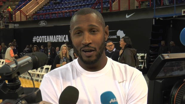"Basket : NBA - Africa Game - Diaw - ""Un match historique"""