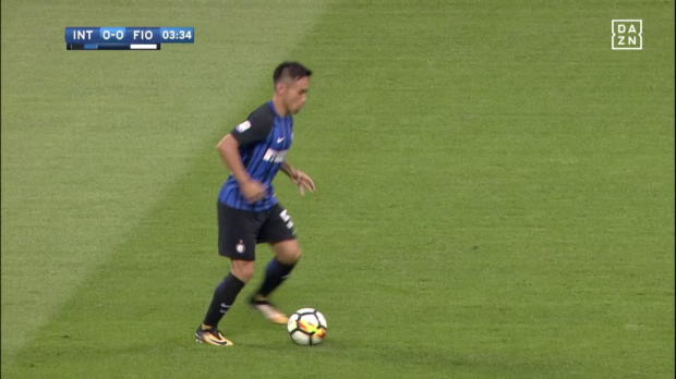 Inter Mailand - Florenz