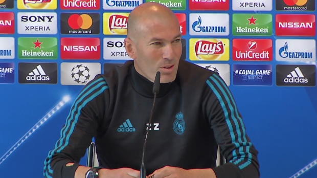Finale - Zidane - 'Klopp est un formidable entraineur'