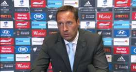 Melbourne City coach John van 't Schip felt his side were the better team in their season opener.
