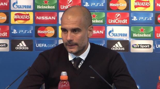 """Guardiola gesteht: """"Habe Fehler gemacht"""""""