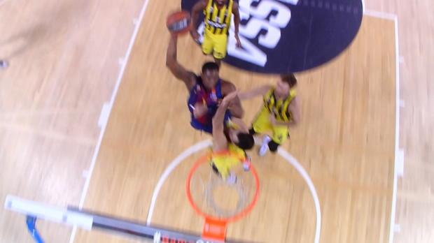 Basket : Euroligue (11e j.) - Séraphin n'a pas suffi