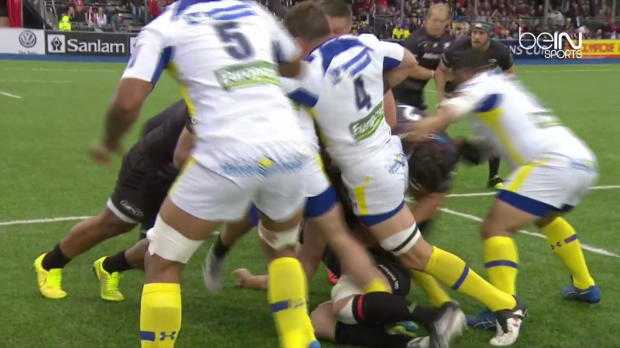 Champions Cup : Saracens 30-23 Clermont