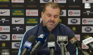 Ange Postecoglou admits it was only small details that cost the Caltex Socceroos automatic World Cup qualification and praised his players for their performances.