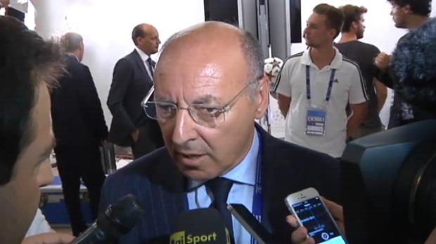 Marotta hace un balance de los italianos