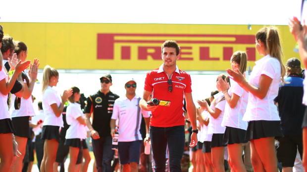 F1: Motorsport-Welt trauert um Jules Bianchi