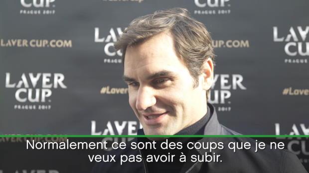 Laver Cup - Federer ravi de jouer avec Nadal et Berdych
