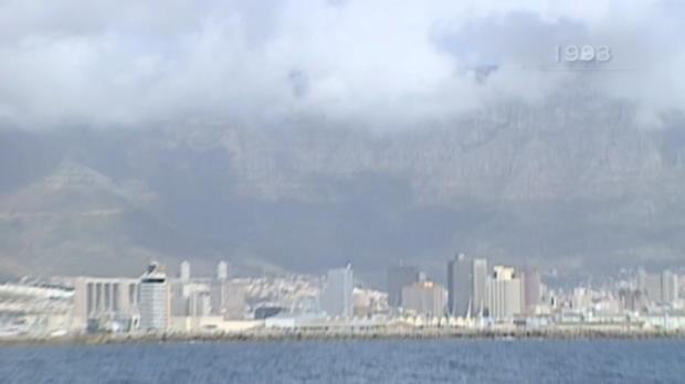 BWB Africa: Meeting Mandela