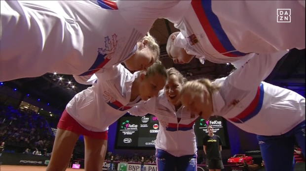 Fed Cup: Goerges - Pliskova