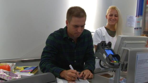 Philipp Lahms neuer Job als Kassierer