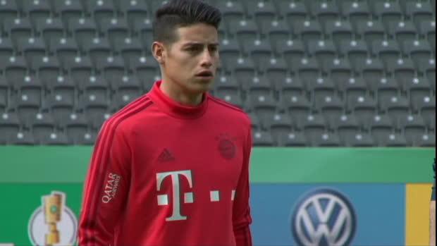 Rummenigge bestätigt: James verlässt Bayern